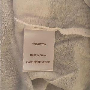 New York & Company Tops - Eva Mendes Shirt NWOT